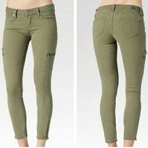 Paige Ivy Cargo Skinny Jeans